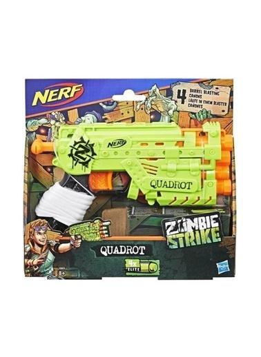 Hasbro Nerf Zombie Strike Quadrot Renkli